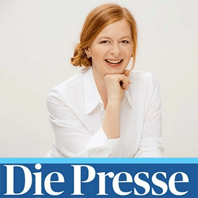 """Esther Narbeshuber in """"DIE PRESSE"""""""